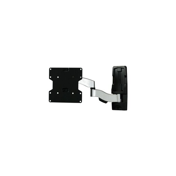 Invisible Ultra Slim Articulating Arm/Tilt/Swivel Wall Mount for 22 - 45 Flat Panel Screens by Dyconn