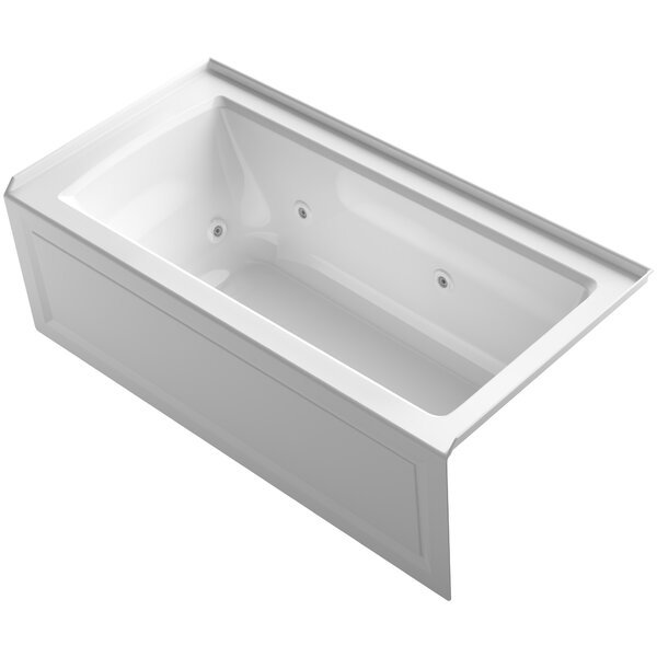 Archer 60 x 30 Alcove Whirlpool by Kohler