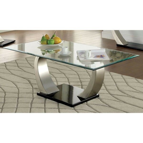 Pollux Coffee Table By Orren Ellis