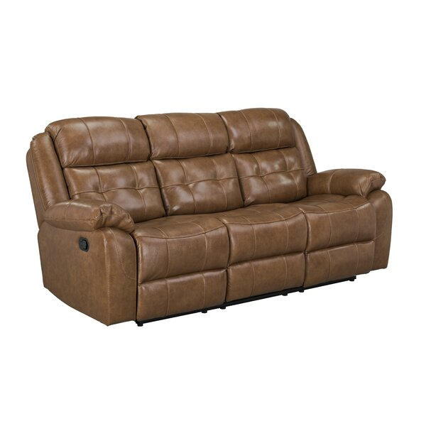 Our Offers Alves Reclining Sofa by Winston Porter by Winston Porter