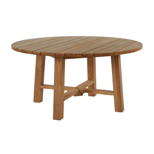 Paige Teak Dining Table by Summer Classics