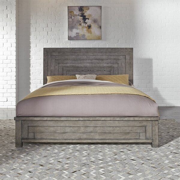 Cortinas Standard Bed by Gracie Oaks