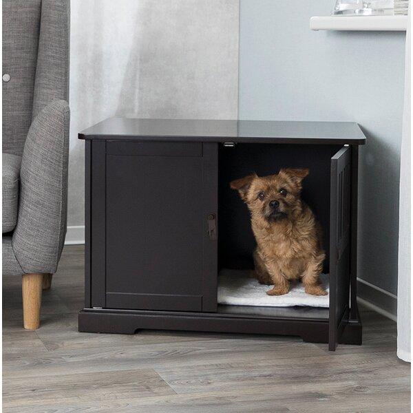 Godeus Wooden Pet Crate by Tucker Murphy Pet