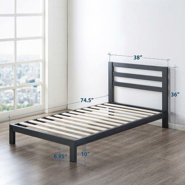 Harriett Heavy Duty Metal Platform Bed Frame by Ivy Bronx