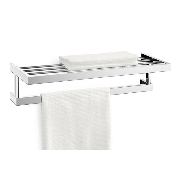Linea Wall Mounted Towel Rack by ZACK