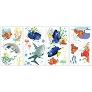 Finding Dory Peel and Stick Wall Decal