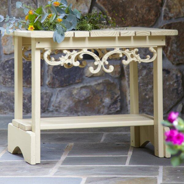 Veranda Wood Side Table by Uwharrie Chair