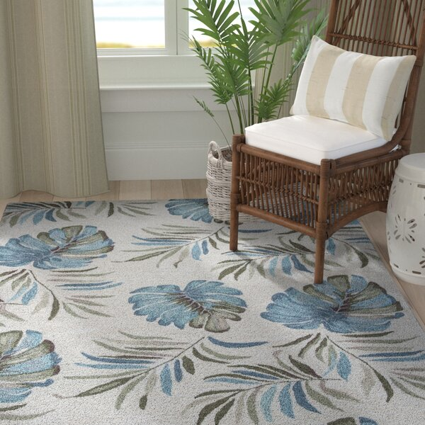 Roselawn Hand-Woven Ivory Area Rug by Bay Isle Home