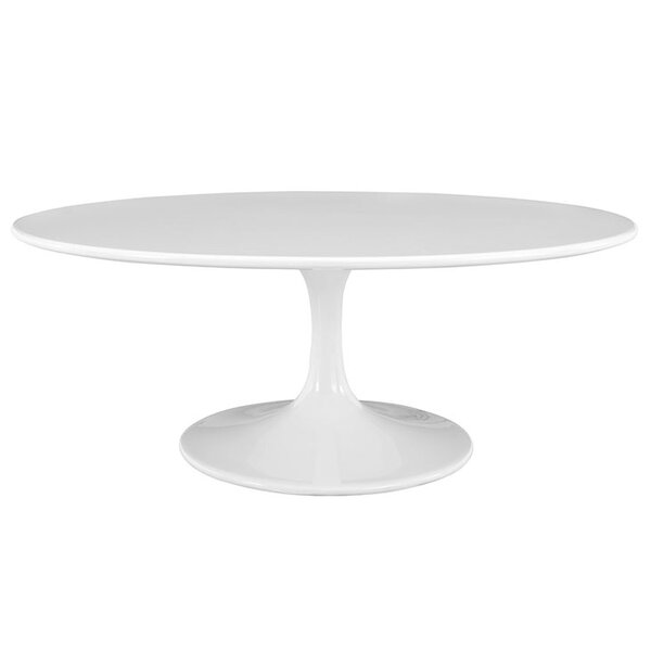Hesson Pedestal Coffee Table By George Oliver