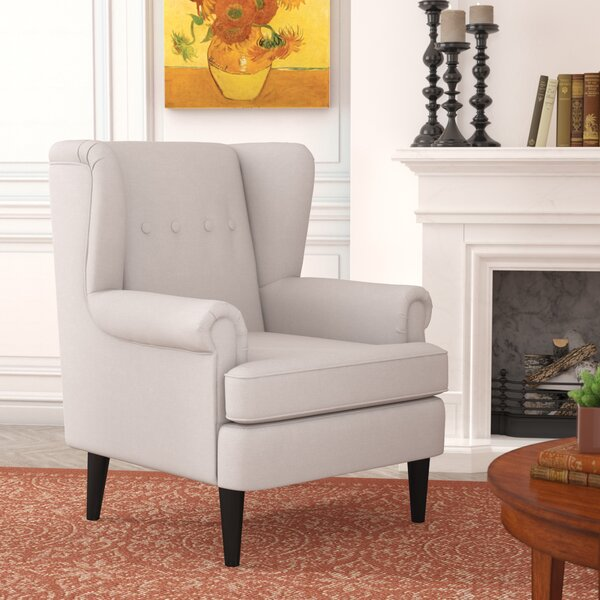 North Widcombe Armchair by Alcott Hill Alcott Hill