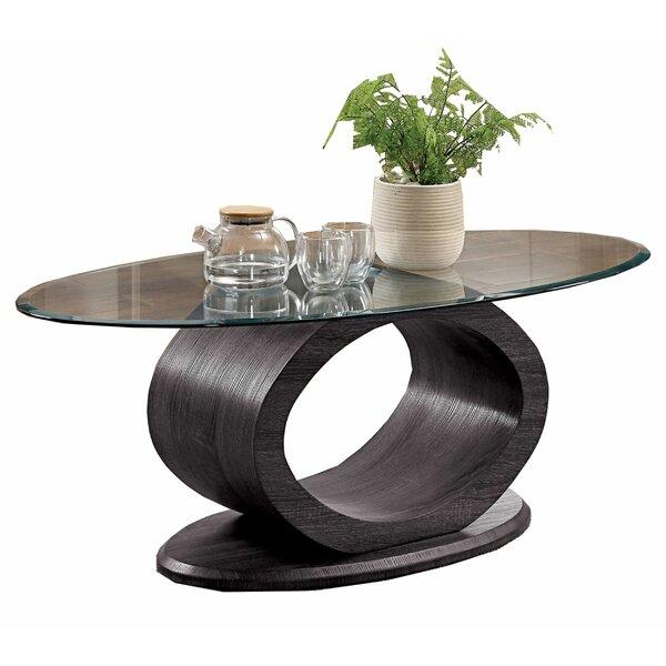 Laymoune Abstract Coffee Table By Orren Ellis