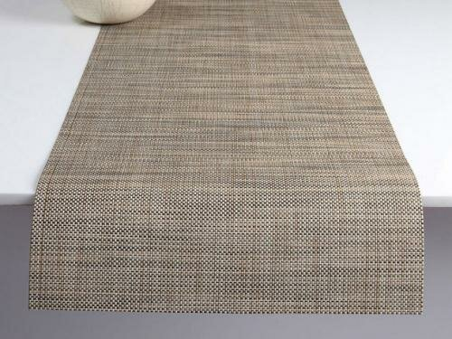 Mini Basketweave Table Runner by Chilewich