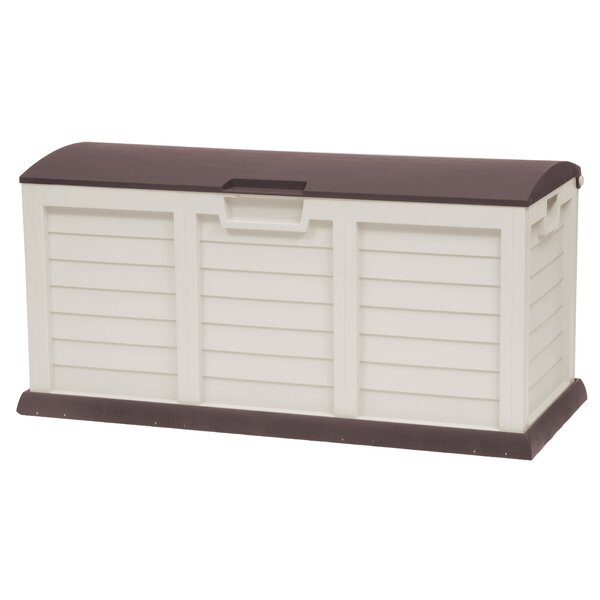 103 Gallon Plastic Deck Box by Starplast Starplast