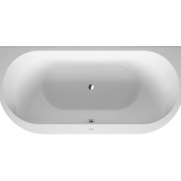 Darling New 74.88 x 35.38'' Support Frame for Bathtub by Duravit