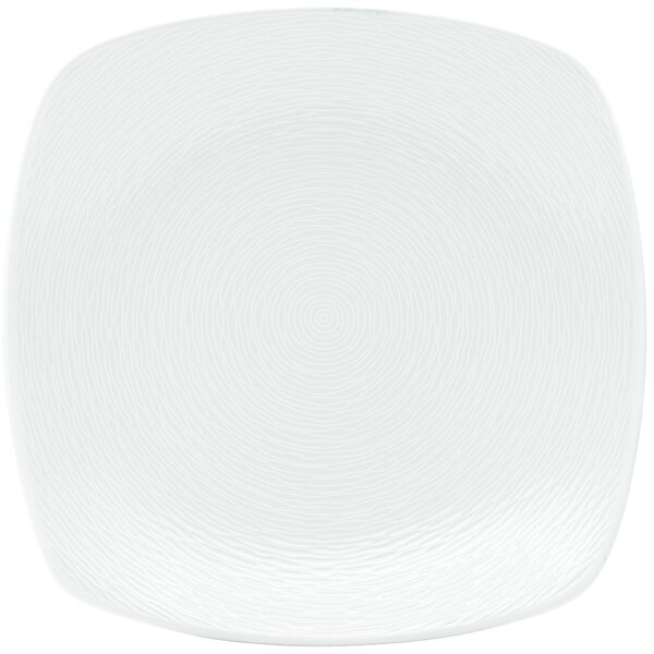 Colorscapes WoW Swirl 11.75 Square Platter by Noritake