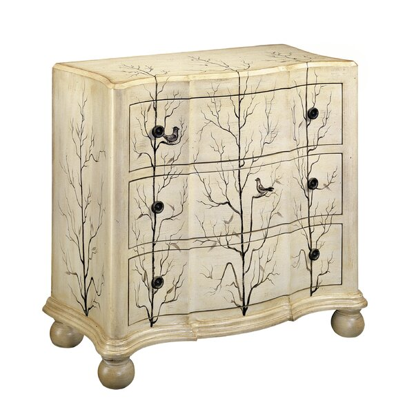 Montville 3 Drawer Accent Chest by Ophelia & Co. Ophelia & Co.