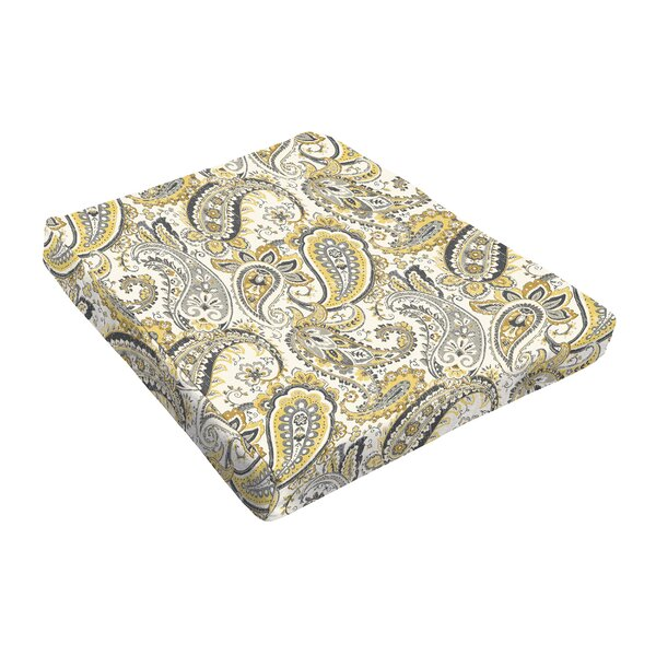 Indoor/Outdoor Dining Chair Cushion by Alcott Hill