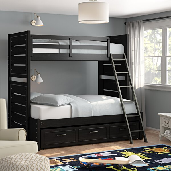 Crewkerne Bunk Platform Bed by Viv + Rae