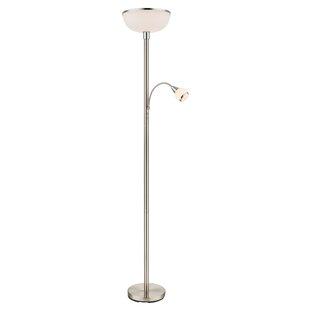 Uplighter floor lamps wayfair 181cm uplighter floor lamp aloadofball Choice Image