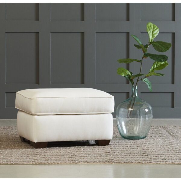 Léa Ottoman by Birch Lane™ Heritage