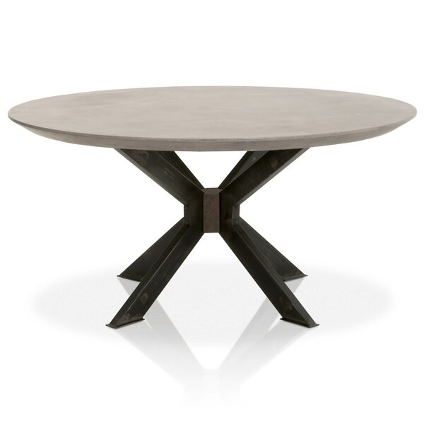Ajrisa Dining Table by 17 Stories
