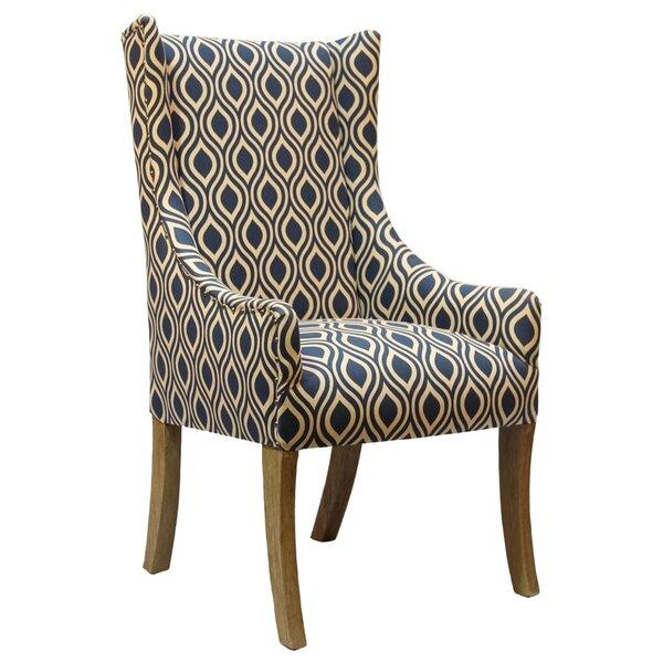 Bulpitt Upholstered Dining Chair by Red Barrel Studio Red Barrel Studio