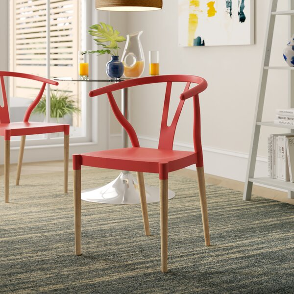 Mustang Dining Chair (Set of 2) by Langley Street