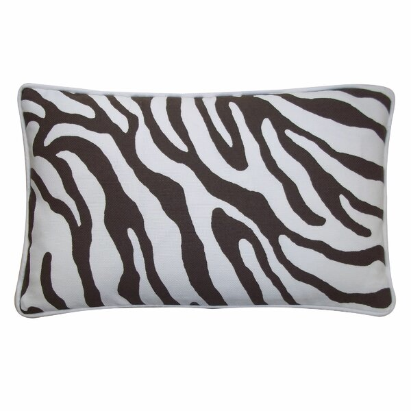 Desert River Outdoor Lumbar Pillow by Jiti