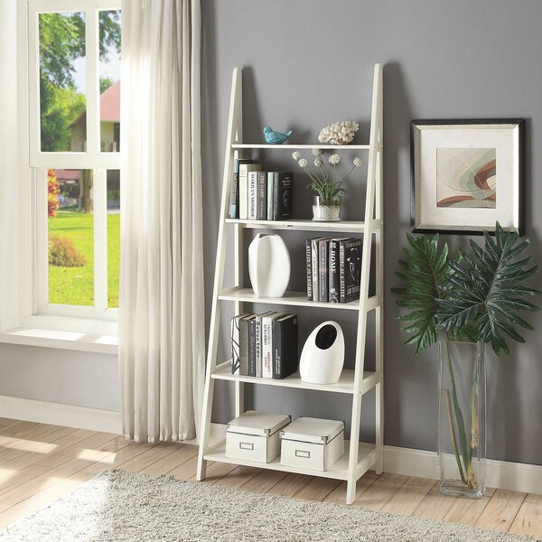 Blanchfield Ladder Bookcase by Ebern Designs