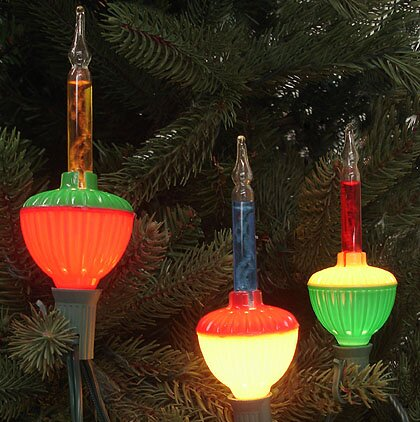 Retro Christmas Bubble 7 Light String Lighting by The Holiday Aisle