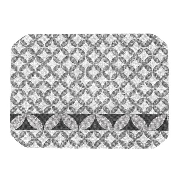 Diamond Placemat by KESS InHouse