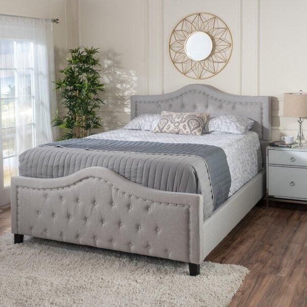 Chandler Queen Upholstered Standard Bed by Willa Arlo Interiors