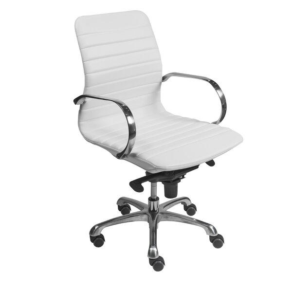 Fortine Low Back Bungee Office Chair by Ivy Bronx