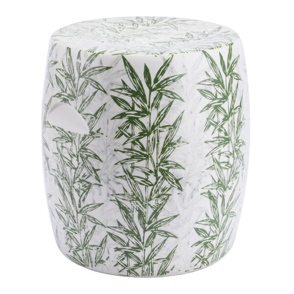 Edisto Garden Stool by Bay Isle Home
