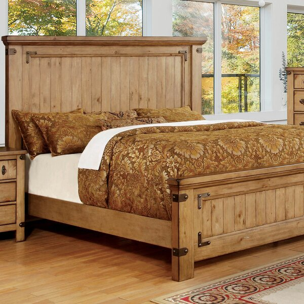 Shellson Standard Bed by Millwood Pines