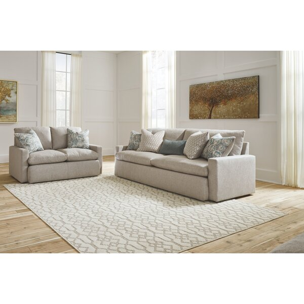 Kimberley Configurable Living Room Set by Highland Dunes