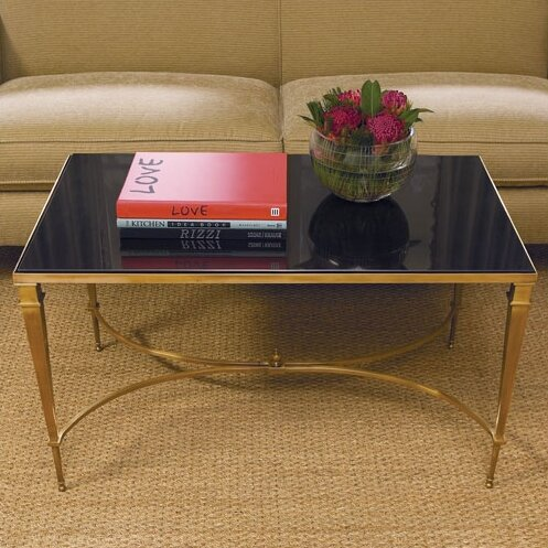 Enjoy A Brink In Style Coffee Table By Global Views