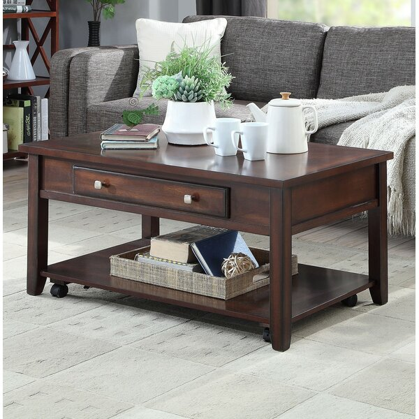 Rohrer Lift Top Coffee Table by Canora Grey Canora Grey