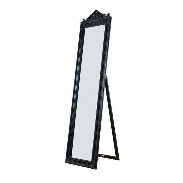 Celine Standing Decorative Design Full Length Mirror by Astoria Grand