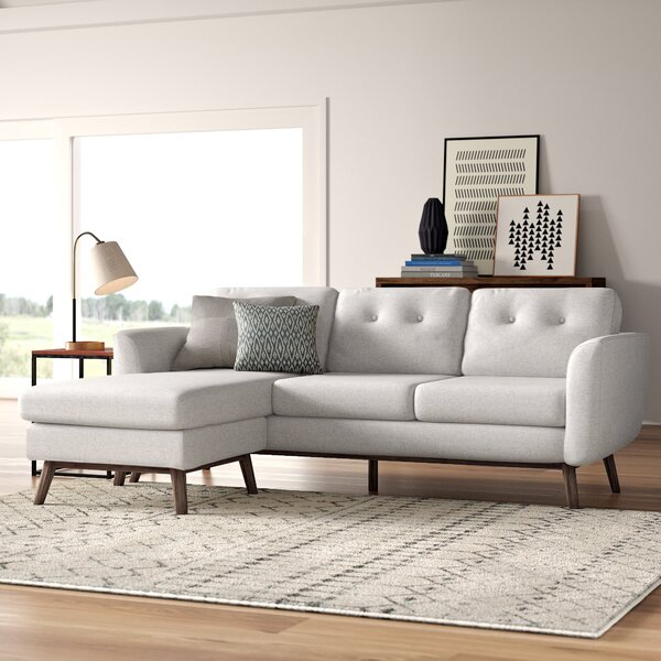 Varennes Reversible Sectional by Brayden Studio
