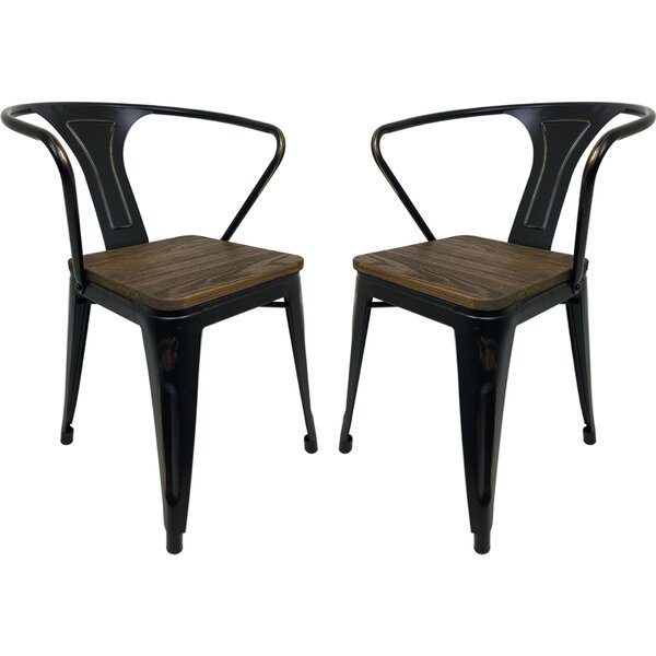 Goodman Dining Chair (Set of 2) by Williston Forge