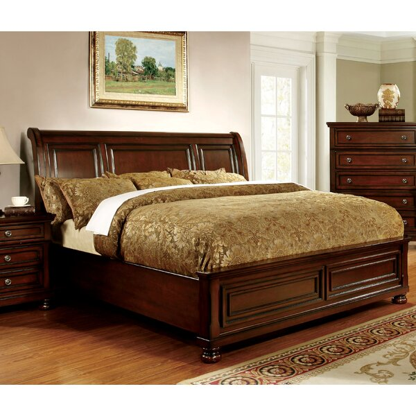 Barossa Sleigh Bed by Darby Home Co