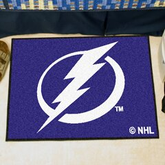 NHL - Tampa Bay Lightning Doormat by FANMATS