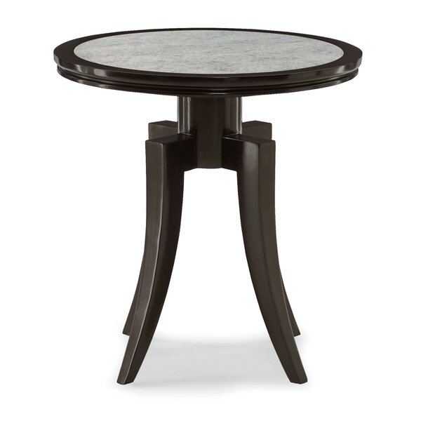 Dubois End Table by Bernhardt