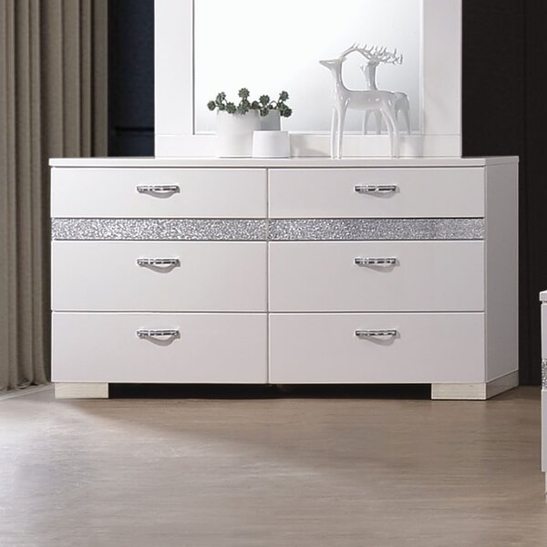 Mccormack 8 Drawer Double Dresser by Orren Ellis