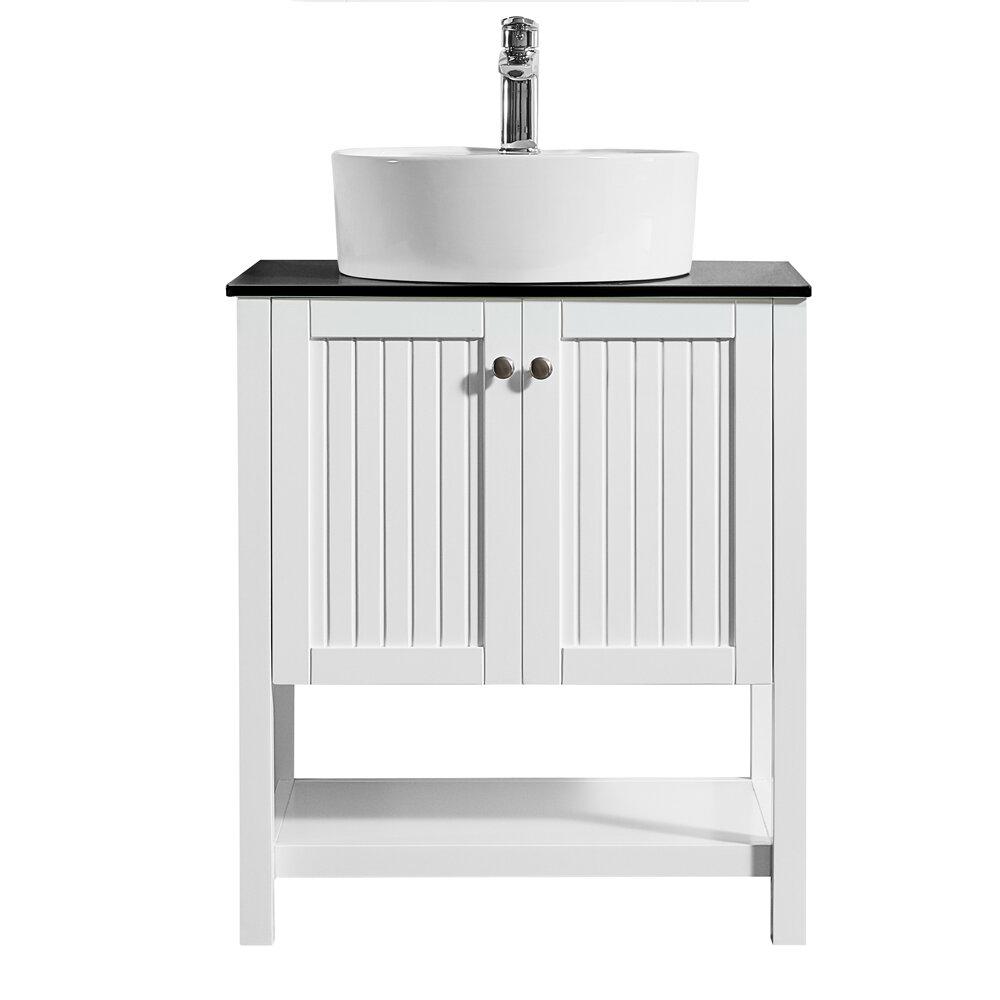 Naccarato 28 Single Bathroom Vanity