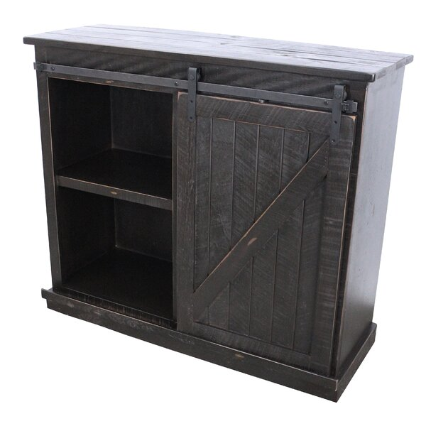 Priscilla Solid Wood TV Stand For TVs Up To 55