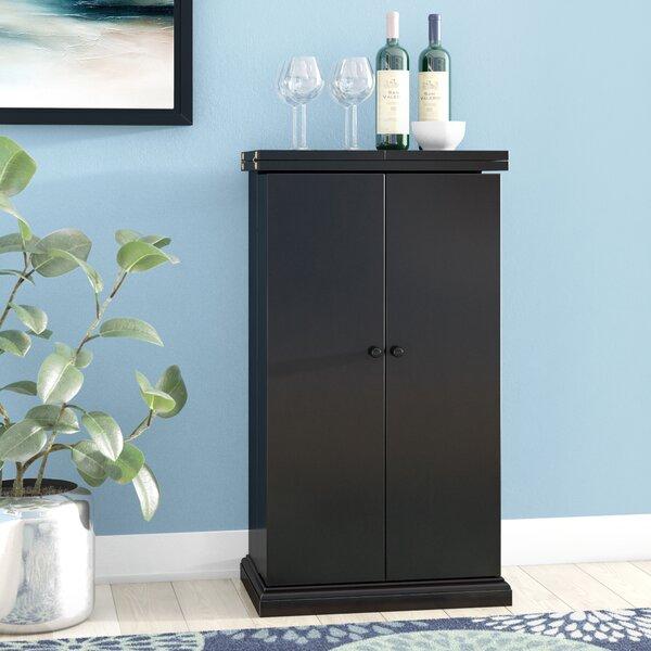 Haverhill Bar Cabinet with Wine Storage by Latitude Run