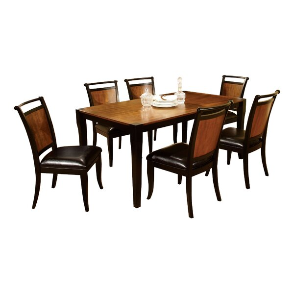 Nikolai 7 Piece Dining Set by Darby Home Co Darby Home Co