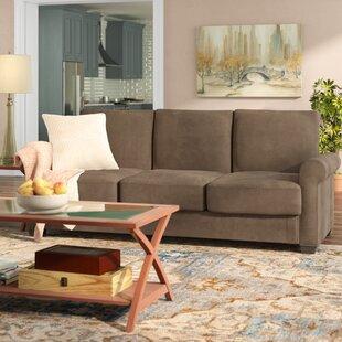 Roseville Sleeper Sofa by Alcott Hill